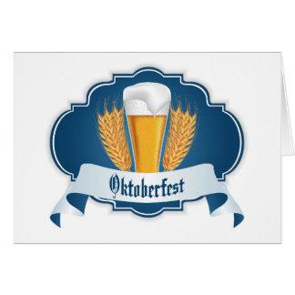 Cartes Oktoberfest 2