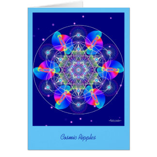 Cartes Ondulations cosmiques