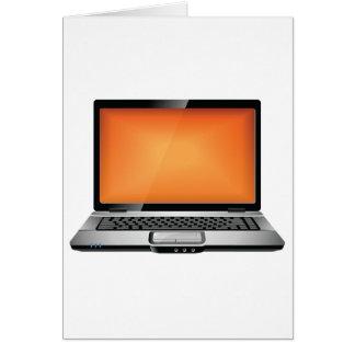 Cartes Ordinateur portable orange