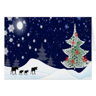 Cartes Orignaux de Noël