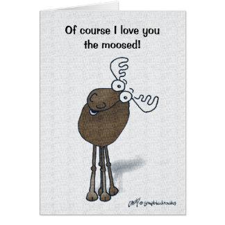 Cartes Orignaux de Valentine !