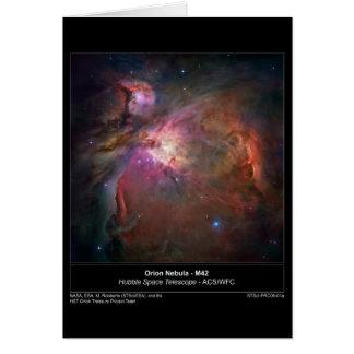 Cartes OrionNebula-M42-2006-01a