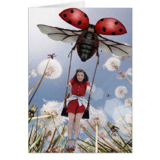 Cartes Oscillation de Ladybird