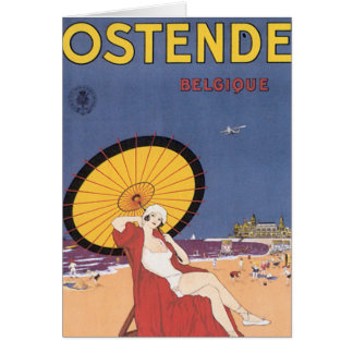 Cartes Ostende - Belgique