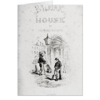 Cartes Page titre 'de House morne