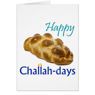 Cartes Pain du sabbat-jours heureux