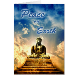 Cartes Paix sur terre par Jitka