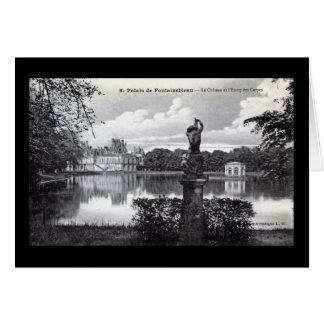 Cartes Palais de Fontainebleau, cru 1910 de la France