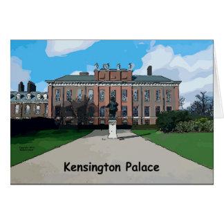 Cartes Palais de Kensington