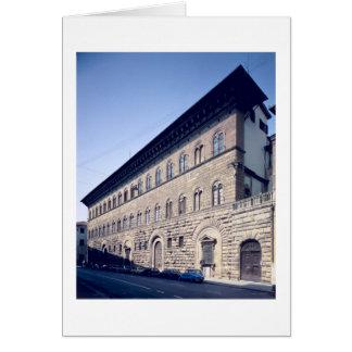 Cartes Palazzo Medici-Riccardi, commencé 1444 (photo)