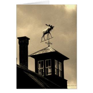 Cartes Palette de temps d'orignaux Nouvelle Angleterre