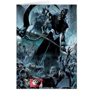 Cartes Panneau noir de corps de lanterne