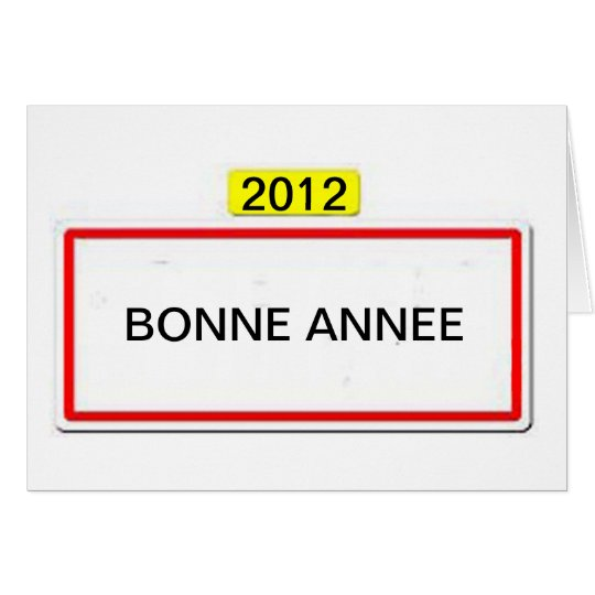 CARTES PANNEAUX BONNE ANNEE 2012