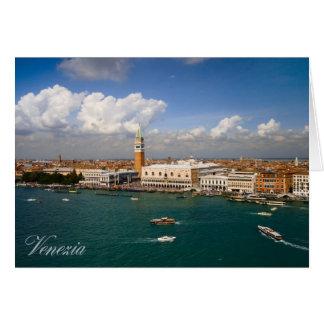 Cartes Panorama de Venise