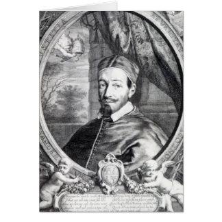 Cartes Pape Alexandre VII