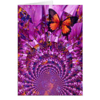 Cartes Papillon fou