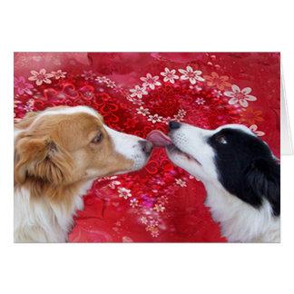 Cartes Par mon Valentine !
