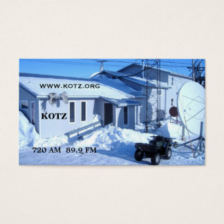CARTES PAR RADIO DE KOTZ