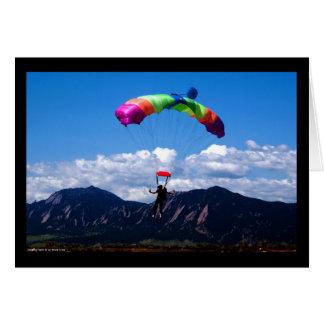 Cartes Parachutage