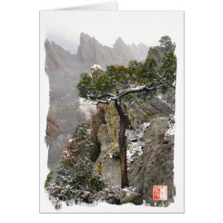 Cartes Parc d'état de Roxborough - hiver pittoresque