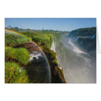 Cartes Parc national des chutes d'Iguaçu, Argentine