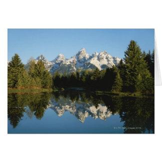 Cartes Parc national grand de Teton, chaîne de Teton,