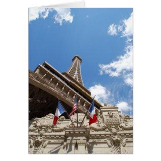 Cartes Paris à Las Vegas