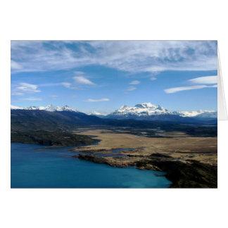 Cartes Parque Torres del Paine, Chili