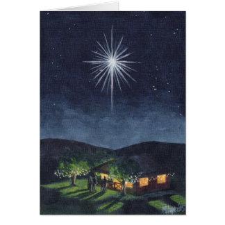 Cartes Parranda Navidea (après fête de Noël de minuit)