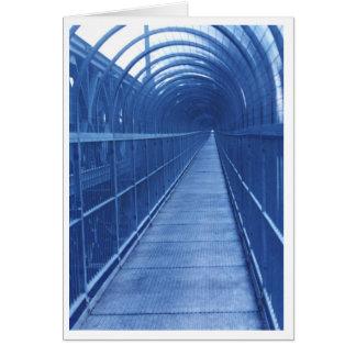 Cartes Passage couvert de pont