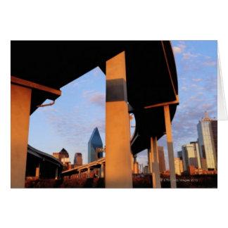 Cartes Passage supérieur d'autoroute à Dallas 2