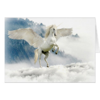 Cartes Pegasus à cornes