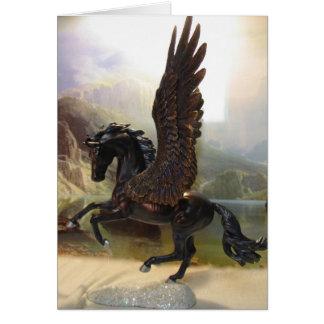 Cartes Pegasus noir