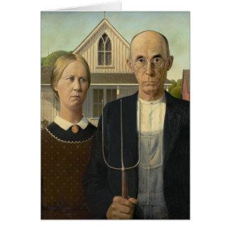 Cartes Peinture gothique américaine