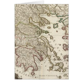 Cartes Péninsule balkanique, Grèce, Macédoine