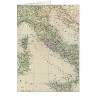 Cartes Péninsule balkanique, Italie, Slovénie