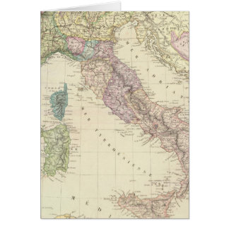 Cartes Péninsule balkanique, Italie, Slovénie 2