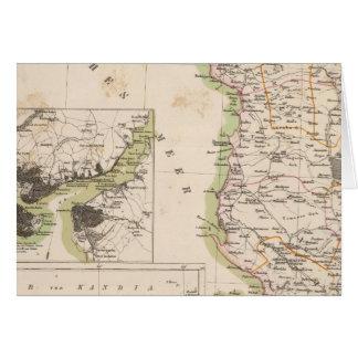 Cartes Péninsule balkanique, Turquie, Albanie