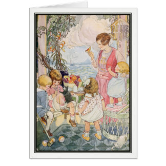 Cartes Pensée heureuse par Ruth Mary Hallock