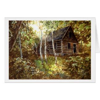 Cartes Perdu dans les bois