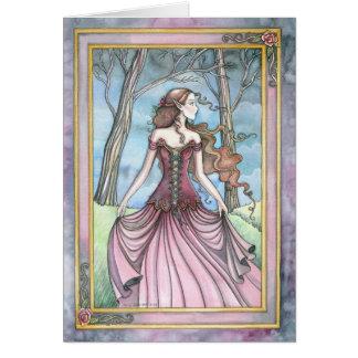 Cartes Perdu dans princesse Fantasy Artwork d'Avalon