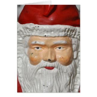 Cartes Père Noël vintage
