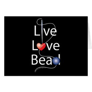 Cartes Perle vivante d'amour