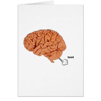 Cartes Pet de cerveau