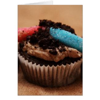 Cartes Petit gâteau de saleté