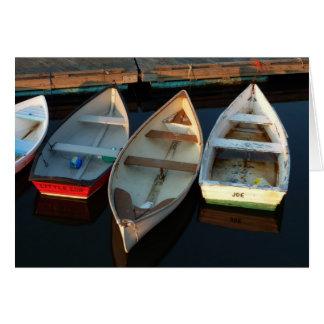 Cartes Petits bateaux : Joe et Edie