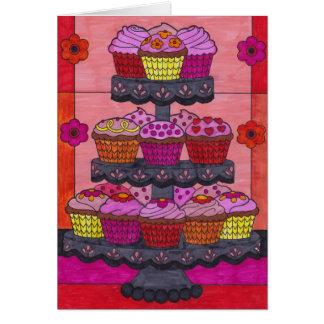 Cartes Petits gâteaux pour la Saint-Valentin