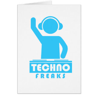 Cartes Phénomènes de techno