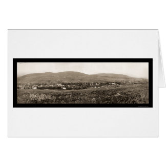 Cartes Photo 1898 du chasseur NY de Catskill Mts