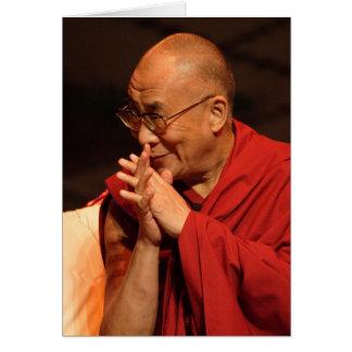 Cartes Photo de Dalai Lama/carte 5 de Dalai Lama Thibet